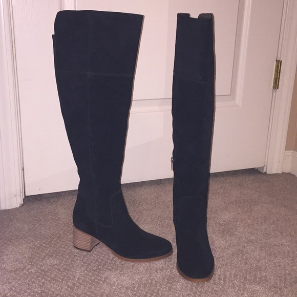 146016ca89d3 Marc Fisher Over-the-knee boots- wide calf